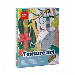 APLI 18339 Игра за оцветяване на илюстрации с различни шарки