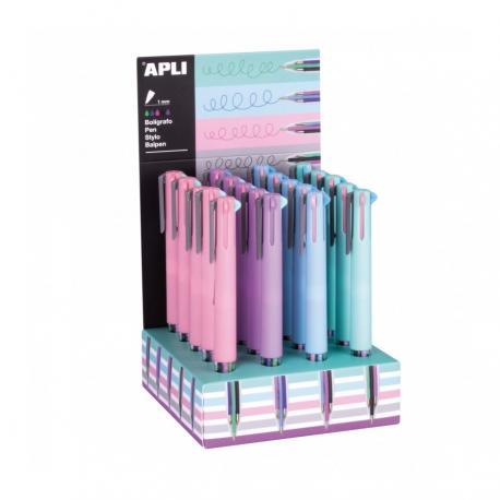 Многоцветна химикалка Nordik.