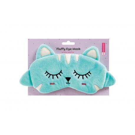 Miquelrius MR13085 Пухкава маска за сън Коте