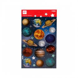 APLI 18558 Стикери Слънчева система