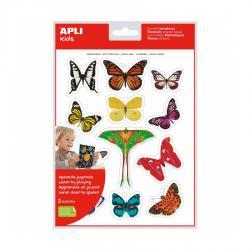 Стикери Пеперуди-реалистични