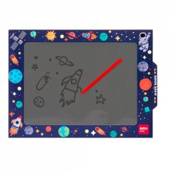 APLI 18794 Магическа дъска с писалка - Слънчева система
