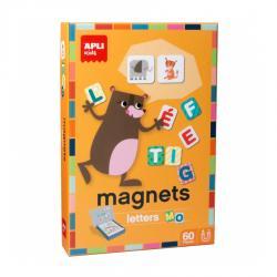 Аз уча чужди езици - магнитна игра