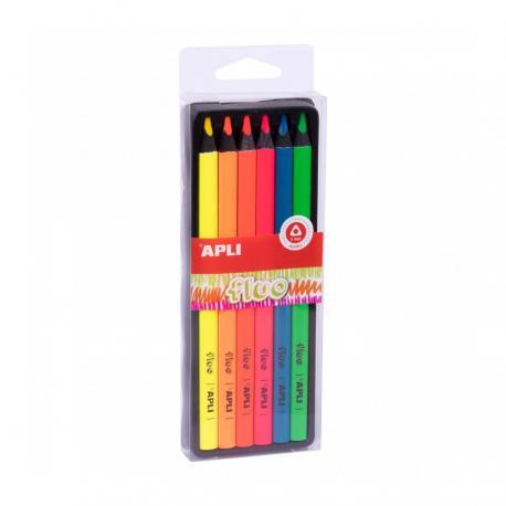 Джъмбо моливи - Пастел