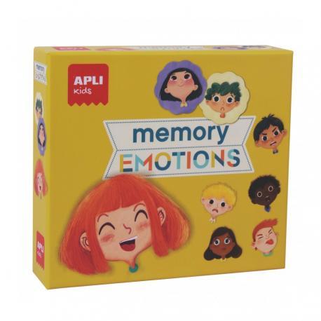 Мемо игра - Емоциите