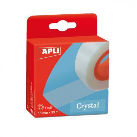 APLI 11035 Кристална самозалепваща лента