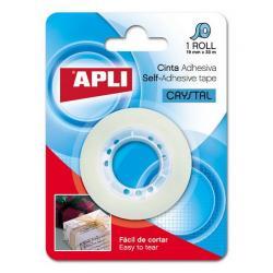 APLI 11167 Кристална самозалепваща лента
