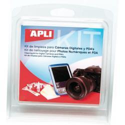 Apli 11642 Почистващ комплект за цифрови камери, таблети