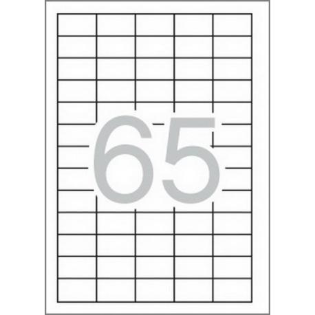 APLI 01283 бели принтерни етикети