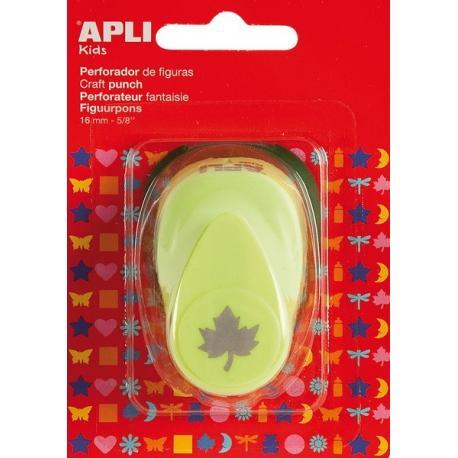 Пънч - Кленово листо 16 mm