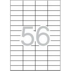 APLI 01284 бели принтерни етикети