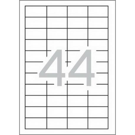 APLI 01285 бели принтерни етикети