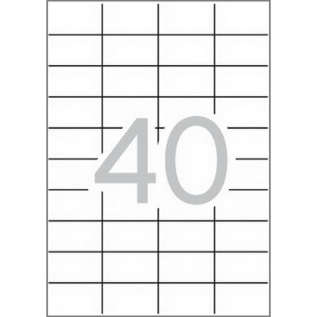 APLI 01286 бели принтерни етикети