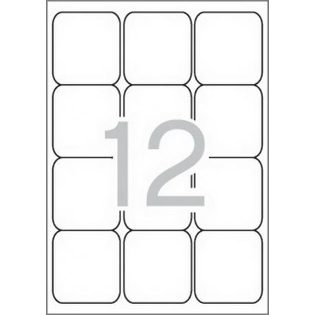 APLI 02416 бели принтерни етикети