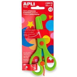 APLI Kids 12815 Безопасна ножица за деца, 13см