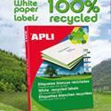 Рециклирани етикети