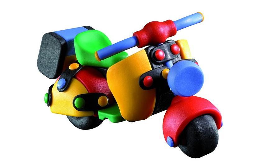 мотор - сглобяем модел играчка - mic-o-mic